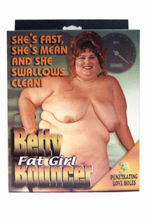 Doll Betty Fat Bouncer
