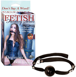 Fetish Fantasy Ball Gag Black