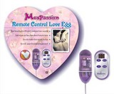 Remote Control Love Egg